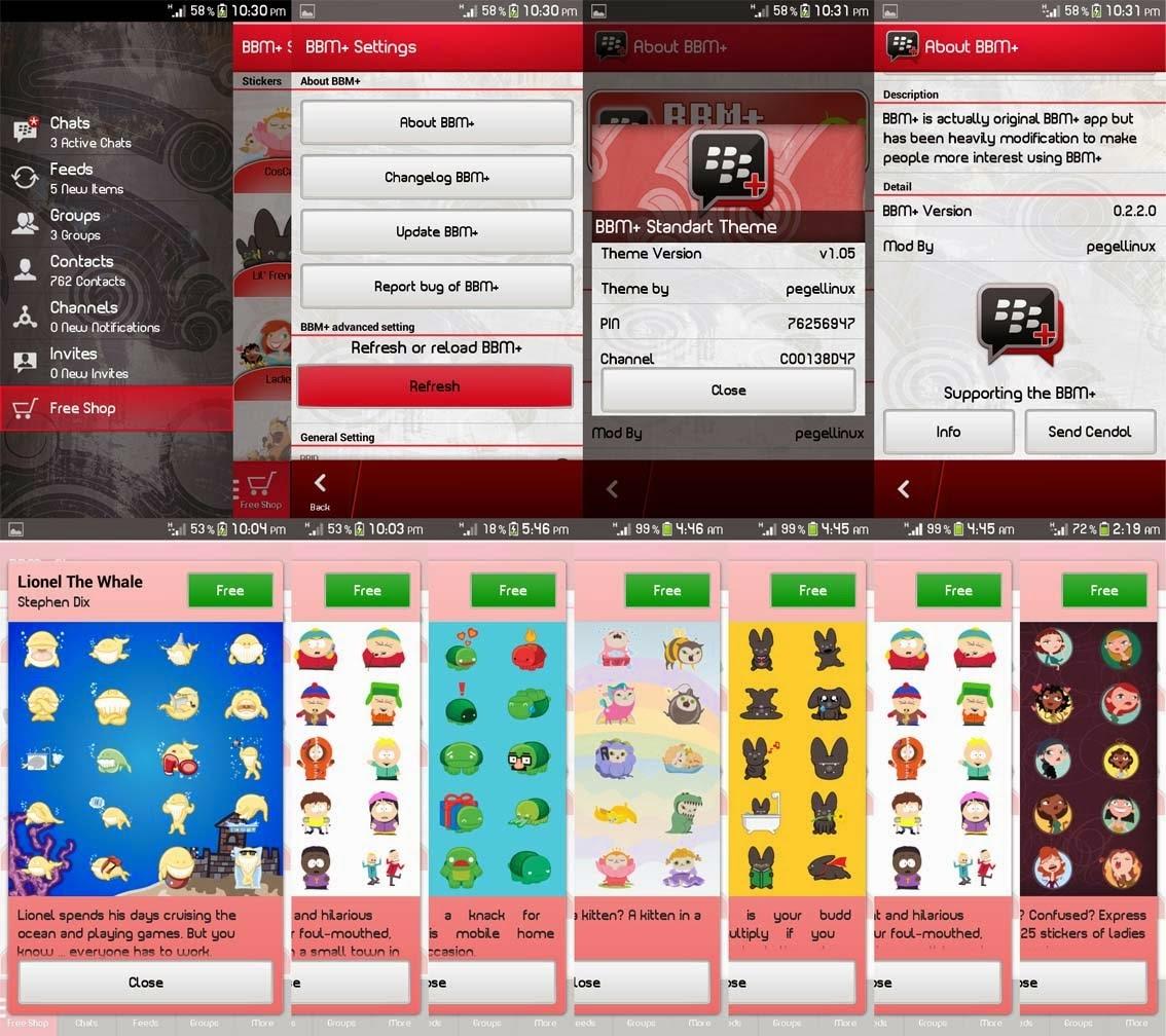 download bbm mod official versi terbaru