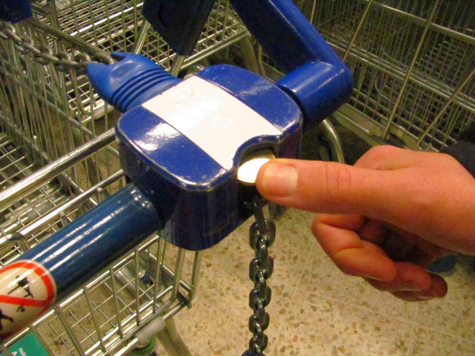 Cart Deposit