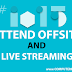Google I/O 2015:Live Streaming-Attend Offsite and Onsite