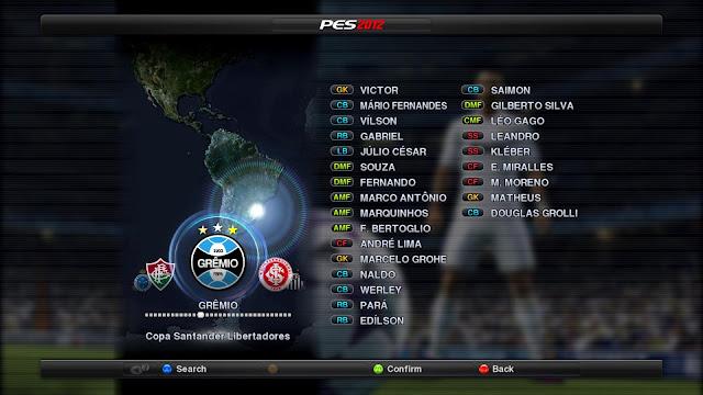 Parche PES 2011 101 - Download em Portugus
