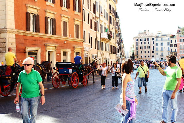most romantic place in the world piazza di spagna & spanish steps