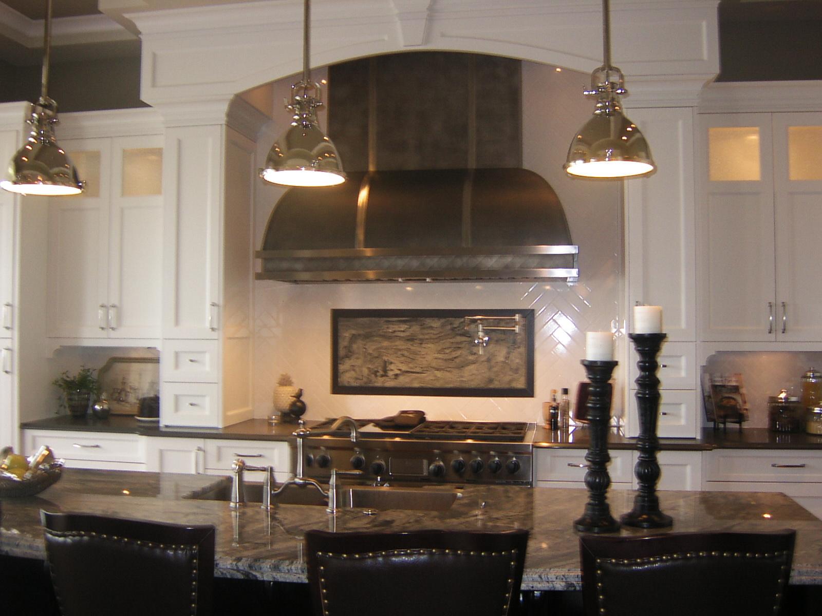 Custom range hood for Kitchen range hood pictures