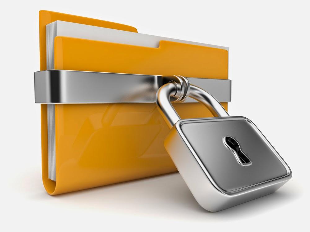 طرق لحماية الملفات والمجلدات في الويندوس
