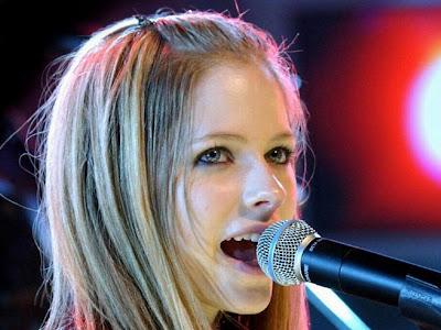 Avril Lavigne estrella musical