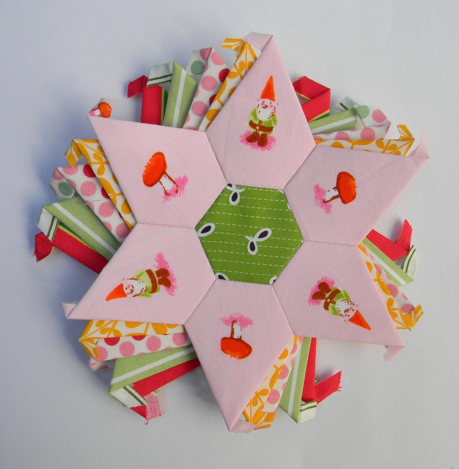teaginny designs  a return to paper piecing