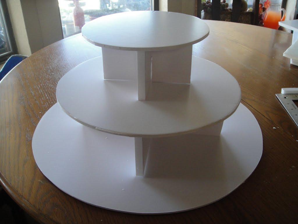 Homemade Cake Decorating Stand : ~ Sugar Teachers ~ Cake Decorating and Sugar Art Tutorials ...
