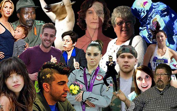13 Figur Terpopuler Tahun 2012