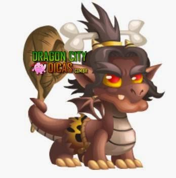 Dragão Troglodita