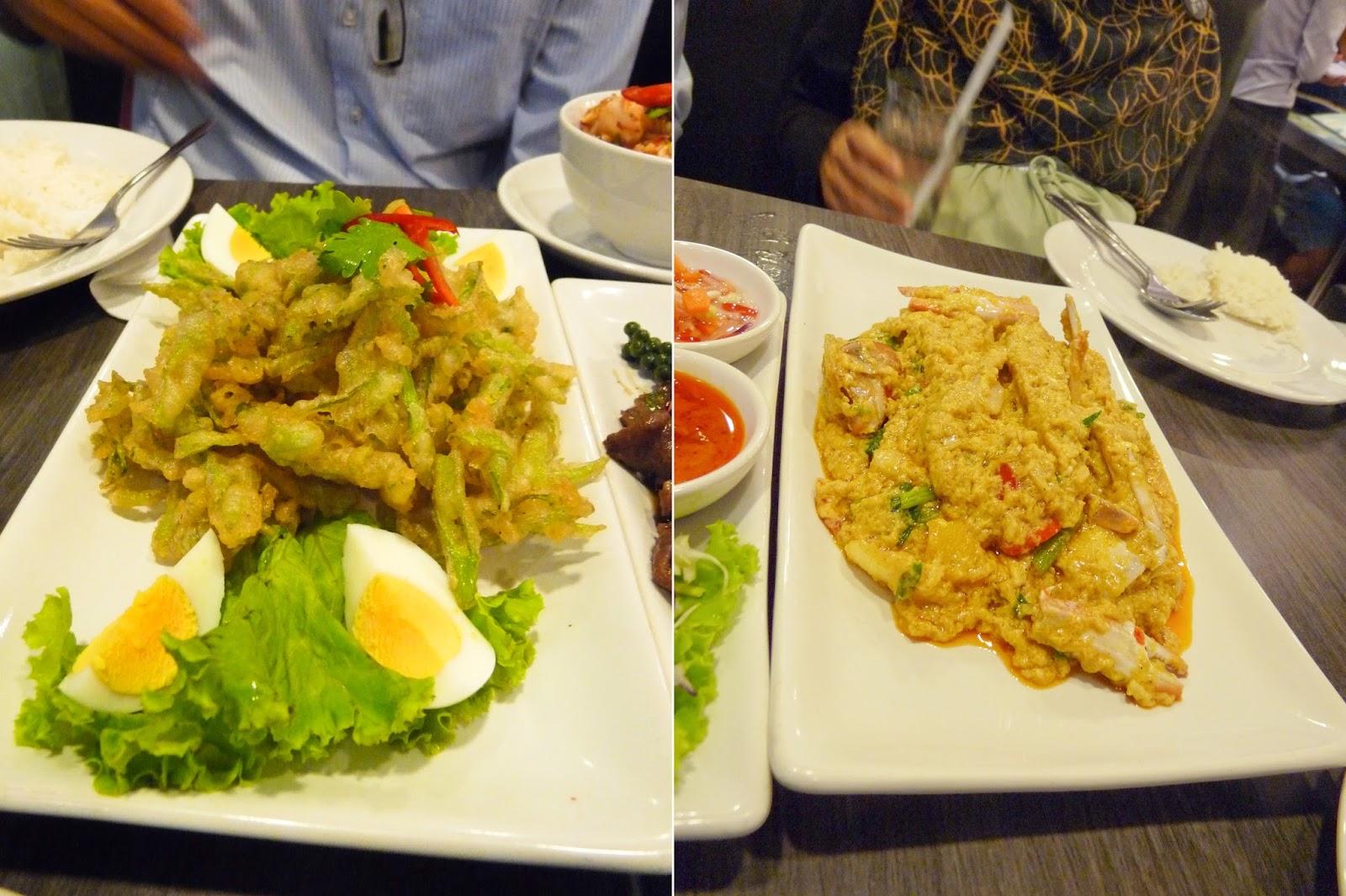 Thai Crab Dish