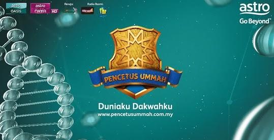 Program Terbaru Astro Oasis Pencetus Ummah