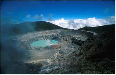 Volcán - Costa Rica