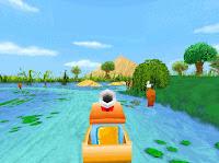 Test de Adiou et l'Ombre Verte (Playstation)