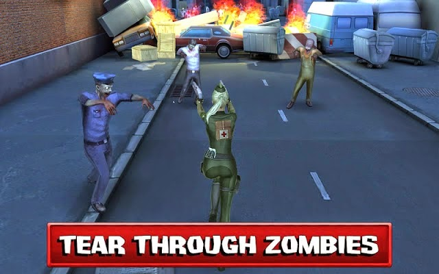 Dead Route v1.0.1 [Mod Money] APK+OBB