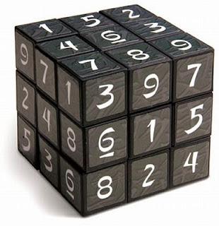 sudoku rubik's cube
