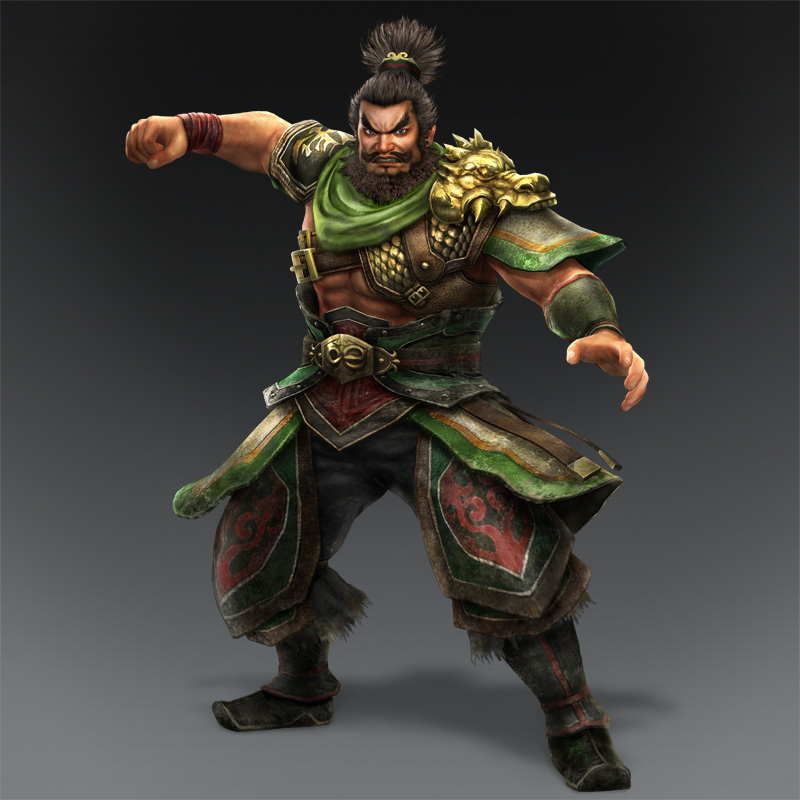 zhang fei dynasty warriors 8 -#main