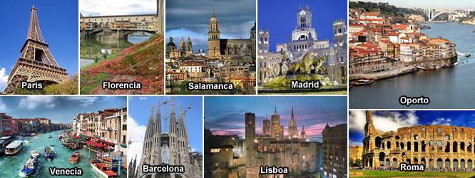 Lugares for Agencia turismo madrid