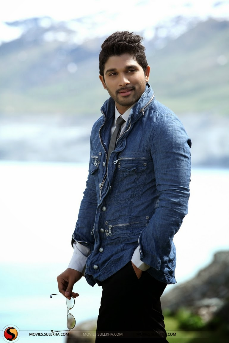 stylish star hero allu arjun images allu arjun photos allu arjun