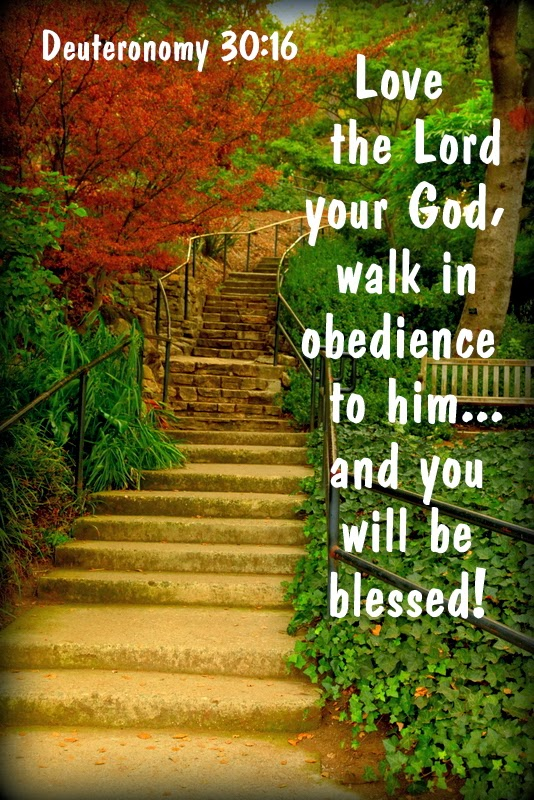 a discussion on obedience and god blessing There are so many good results of obedience i could ramble on and on about all that god gives us when we obey generally speaking, obedience to god gives us entry.
