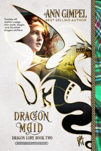 This Time the Dragon Shifter is a Kickass Woman