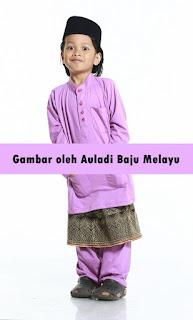 Ciri-Ciri Baju Melayu Malaysia Sejati