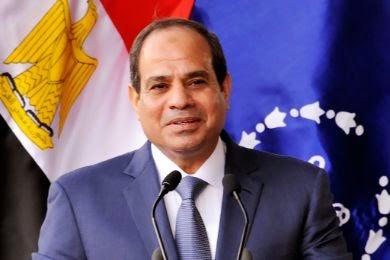 مصر: سر رسالة بخط يد السيسي إلى ملك السعودية