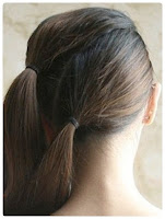 rambut+ala+korea+3+(0) Contoh Cara Mengikat Rambut Model Korea 1