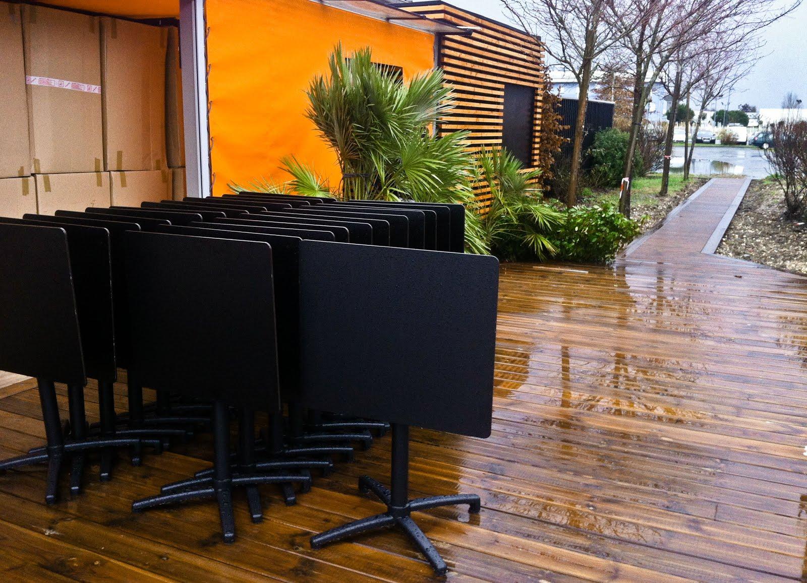 grand cafe du lac libourne creation et agencement d 39 un cafe restaurant architecte d. Black Bedroom Furniture Sets. Home Design Ideas