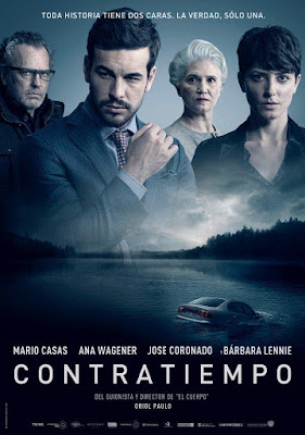 Contratiempo 2016 DVD Custom NTSC Spanish