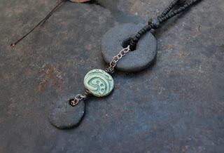 Solarwheel pendant back