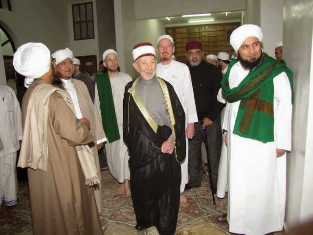 Habib ALi Zaenal Abidin ALJufri Syaikh Said Al buthi