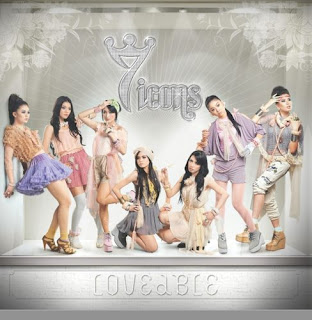 Launching Mini Album 7 ICONS (LoveAble)