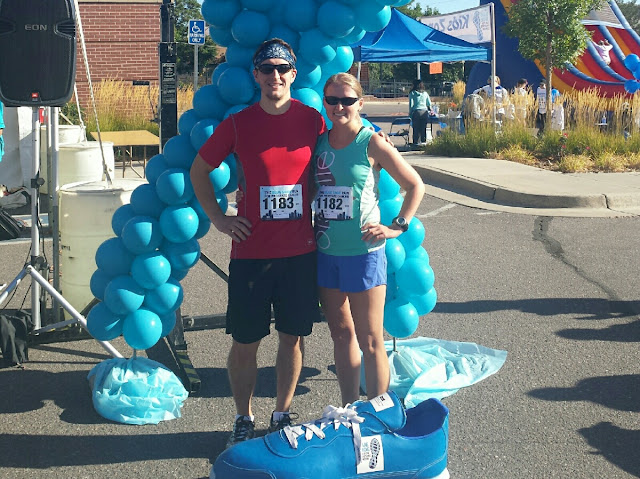 Blue Shoe Run for Prostate Cancer - Early Morning Run