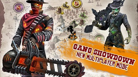Six-Guns Gang Showdown 2.7.0k full apk game