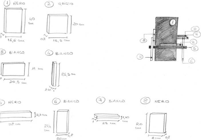 Cecilia polidori twice design paper berlin chair for Sedia steltman