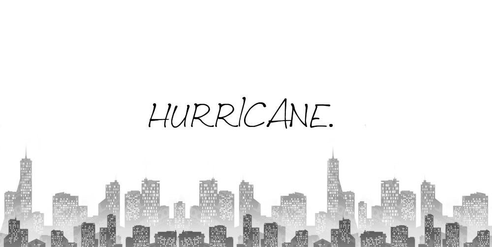 half hurricane.....