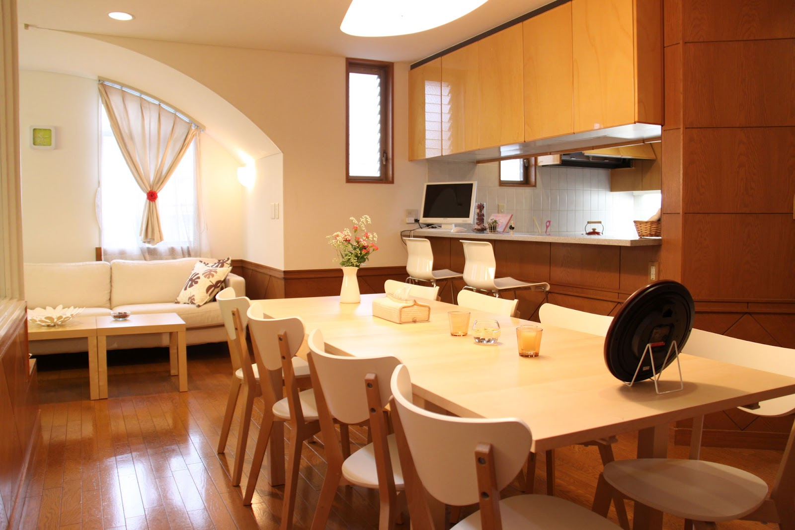 Share House Guest Japan Dining Living Accommodation