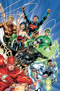 DC reboots with Justice League #1 on August 31