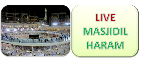 LIVE STREAMING (1X24 JAM) : MASJIDIL HARAM