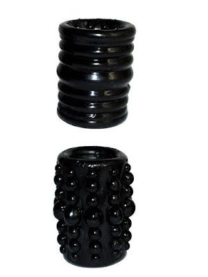 Oxballs Slug 2 Ball Stretcher Ice Black Actual Sex Toys Gayrado