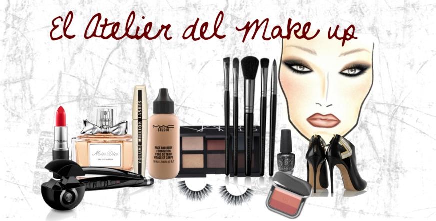El Atelier del Make Up: web dedicada a cositas de belleza y cuidado personal