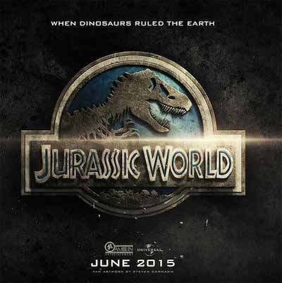 Jurassic World (2015) Telugu Dubbed DVDScr 350MB