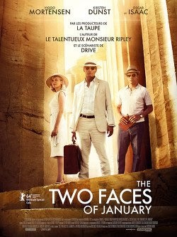 The Two Faces of January en Streaming