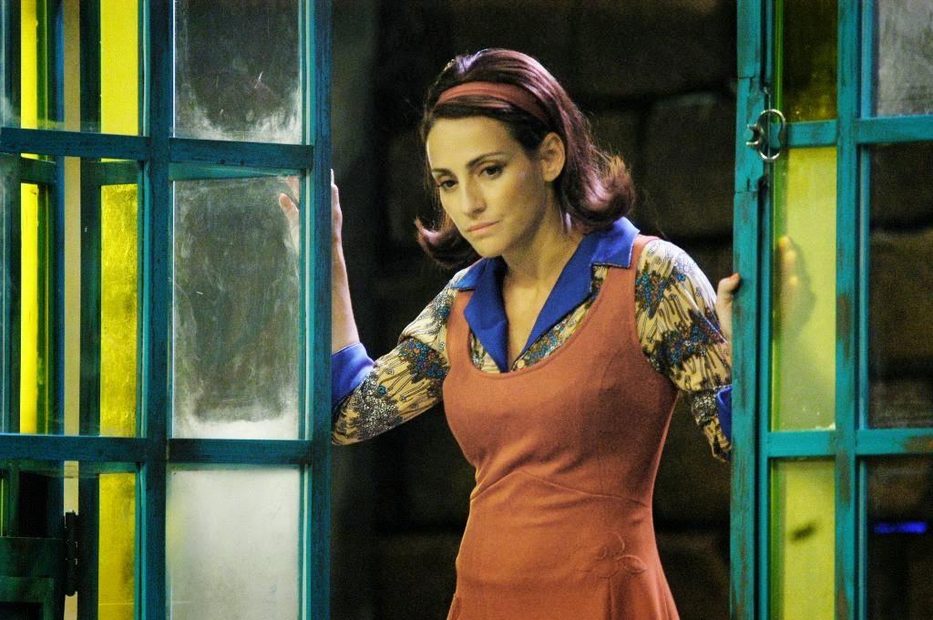 Eleonora Wexler interpreta a Susana.