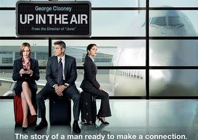 Up In the Air: Vera Farmiga - George Clooney - Anna Kendrick | A Constantly Racing Mind