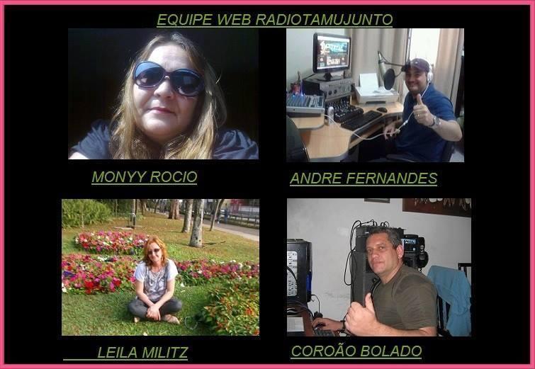 Equipe Web Radio Tamujunto