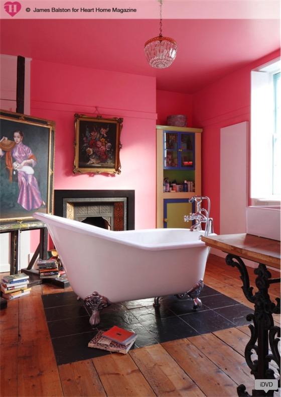 bañera exenta retro