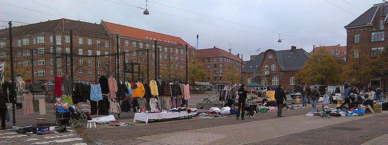 loppemarked københavn nørrebro