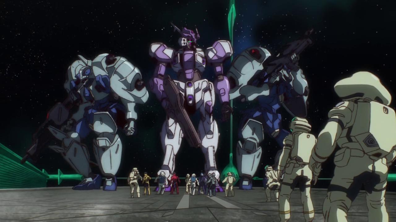 Resoconto Gundam Reconguista in G ep 19