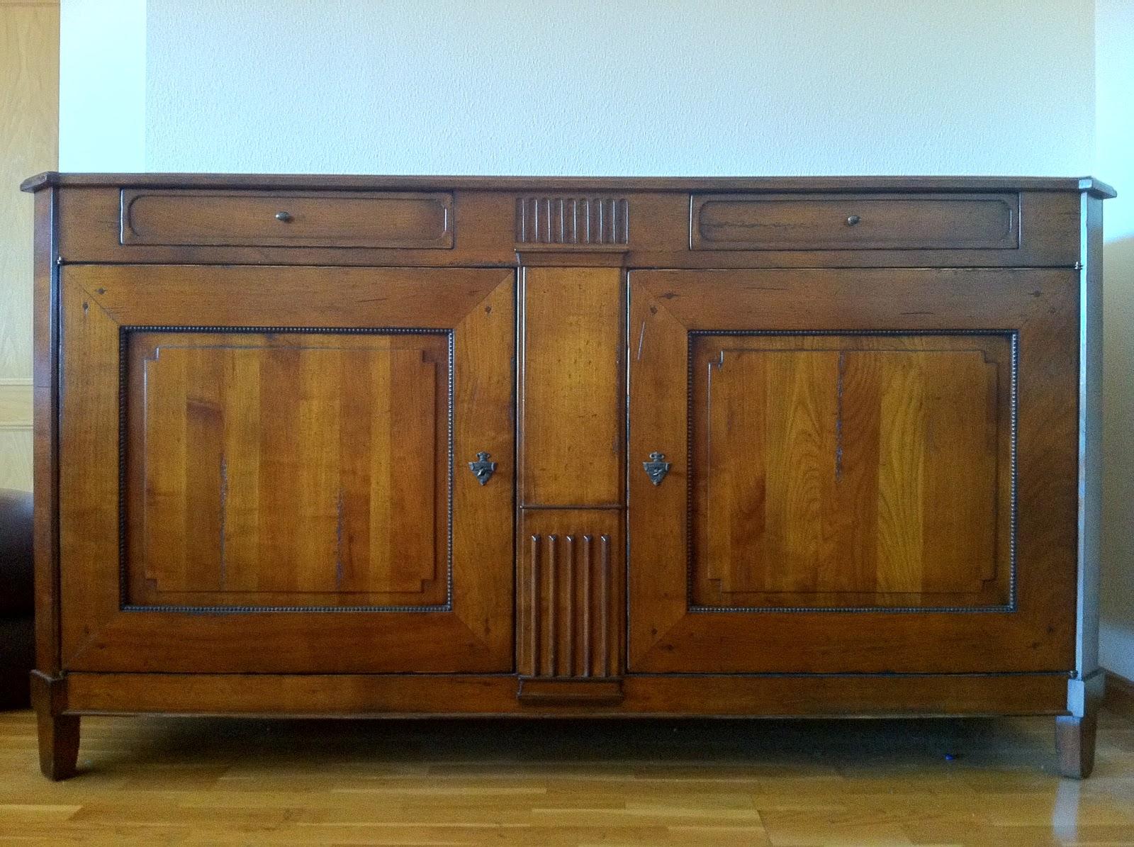 Rota Artesanato Ubatuba ~ Muebles buena calidad, segunda mano APARADOR modelo Luis XVI