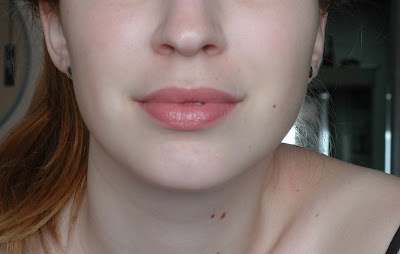 Mac Lippennstift Patisserie Tragebild Swatch